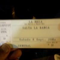 Photo taken at La mala by Homeret P. on 9/8/2012