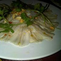 Photo taken at Làng Chài Dũng Chuyên by Dinh N. on 5/14/2012