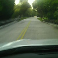 Photo taken at The road by Beau B. on 6/3/2012
