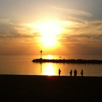 Photo taken at Lakeview Beach by Katie S. on 5/16/2012