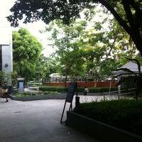 Photo taken at Bangkok University by Jureepan N. on 5/26/2012