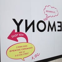 Photo taken at opening ceremony pop-up by Sabine (Your Ambassadrice) d. on 8/6/2012