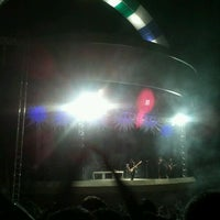 Photo taken at Virada Cultural - Ponta Negra by Deize on 5/27/2012