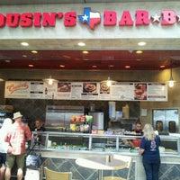 Photo taken at Cousin's Bar B Q by Juan V. on 5/24/2012