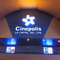 Photo taken at Cinépolis by Israelito S. on 7/27/2012