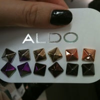 Photo taken at Aldo by aja m. on 8/15/2012