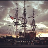 Foto tirada no(a) USS Constitution por Lisa em 9/9/2012