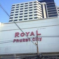 Photo taken at Royal Phuket City Hotel by Patarapon J. on 3/23/2012