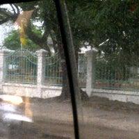Photo taken at โรงเรียนบ้านหมากแข้ง by EΛRTH [🌍'] on 4/27/2012