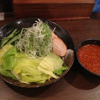 Photo taken at ばくだん屋 大阪福島店 by Kishida H. on 3/17/2012