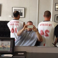 Rockefeller Barber Shop