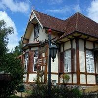 Photo taken at Castelinho Caracol by Bruna R. on 4/6/2012