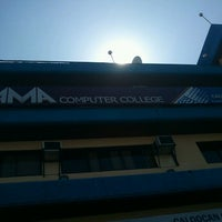Photo taken at AMA Computer College - Caloocan City by Ayie E. on 6/9/2012