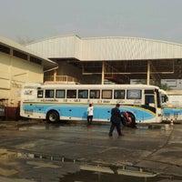 Photo taken at Nakhonchai Air Bus Terminal by Sky N. on 3/2/2012