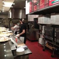 Photo taken at Antonio's Pizza by Jamie F. on 4/10/2012