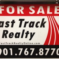 Photo taken at Fast Track Realty by Jessica B. on 5/25/2012