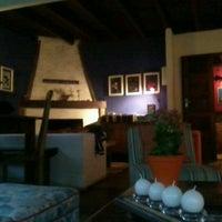 Photo taken at Pousada Casa Bonita by Sueli A. on 6/20/2012