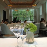 Photo taken at Jean-Georges by Diana Z. on 8/27/2012