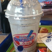 Photo taken at Culver's by Jessica K. on 3/26/2012