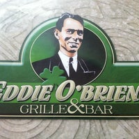 Photo taken at Eddie O'Brien's Grille & Bar by Mike R. on 5/5/2012