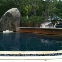 Photo taken at Sensi Paradise Resort by Ellen on 9/5/2012