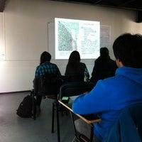 Foto tomada en Sede Tecnología Médica y Fonoaudiología - Universidad de Valparaíso por Gaby A. el 6/7/2012