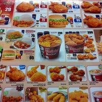 Photo taken at KFC by ✽ Mεεyok ♡ on 7/10/2012
