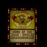 Photo taken at The Wiener's Circle by Kenyata Walters, R. on 7/17/2012