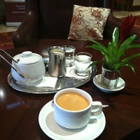 Photo taken at The Savoy Hotel by Pat C. on 9/9/2012