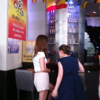 Photo taken at Bestiario Café Bar by Laura N. on 6/16/2012