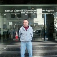 Photo taken at Archdiocese of Los Angeles by Waylup C. on 3/20/2012