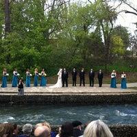 Photo taken at Bidwell Bowl Amphitheatre by Kristine V. on 4/14/2012