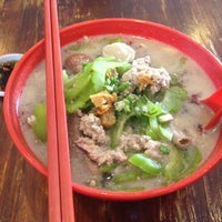 Photo taken at Kuchai Lama Food Court by Anne T. on 3/8/2012