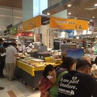 Photo taken at Isetan Food Market by Koibong.丐幫幫主 B. on 7/15/2012