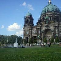 7/4/2012 tarihinde Marryziyaretçi tarafından Lustgarten'de çekilen fotoğraf