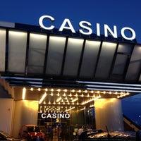 Photo taken at Croisette Casino by Gaetan C. on 6/11/2012