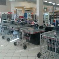 Photo taken at Supermercados Líder by Milane F. on 7/21/2012