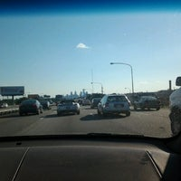 Photo taken at Delaware Expressway by Christina F. on 7/2/2012
