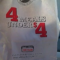 Photo taken at Steak 'n Shake by Lienne C. on 3/14/2012