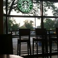 Photo taken at Starbucks by Jenny M. on 9/7/2012