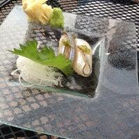 Photo taken at Sweet Ginger Asian Bistro & Sushi by Ryan on 5/4/2012