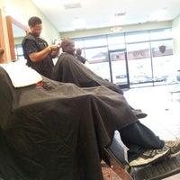 Photo taken at Crown Royal Barbers by BackAtYa 1. on 6/14/2012