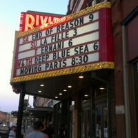 Photo taken at Riviera Theatre by Andrew C. on 5/21/2012