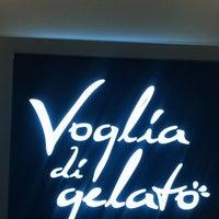 Foto scattata a Voglia di Gelato da Vito Antonio L. il 3/5/2012