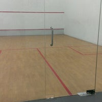 Photo taken at T.E.R Squash Centre by Ahmad Z. on 8/1/2012