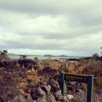 Photo taken at Rangitoto Island by Liam S. on 5/25/2012