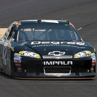 Photo taken at New Hampshire Motor Speedway by Degree Men on 7/15/2012