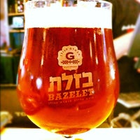 Photo taken at Golan Brewhouse & Brewery by Ram C. on 4/27/2012