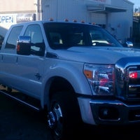Photo taken at Cloninger Ford of Hickory by 🌴☀️ Char ☀️🌴 on 2/25/2012