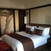 Photo taken at Mandarin Oriental, Las Vegas by Mike S. on 4/6/2012